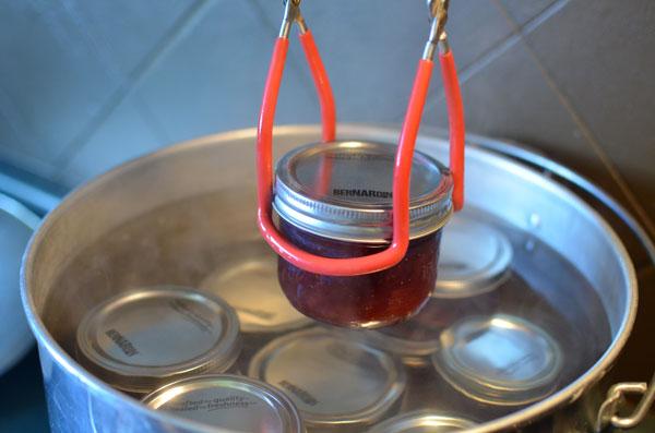 canning jam