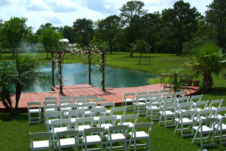 Wedding Venues in Texas Kemah Gardens