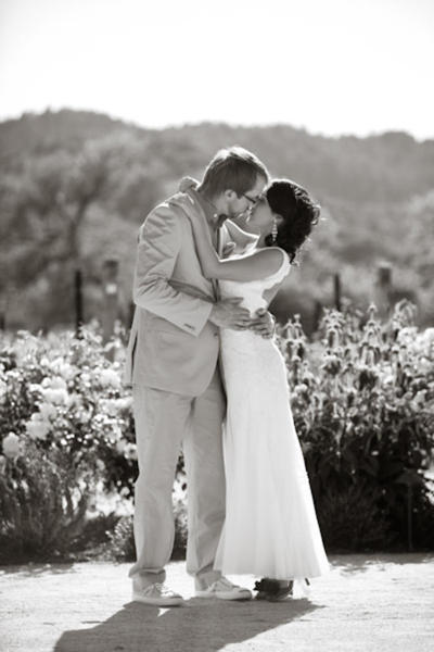 Napa Valley Vineyard elopement