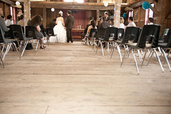 Rustic Mill Wedding