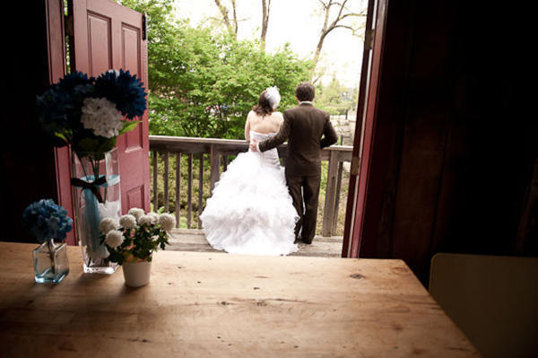 Waterloo Mill Wedding