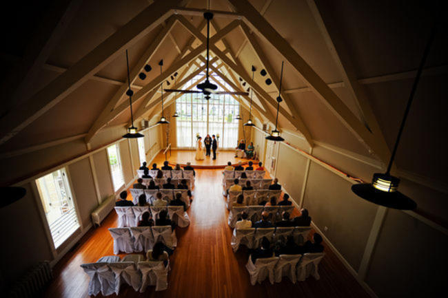 seattle church wedding ceremony