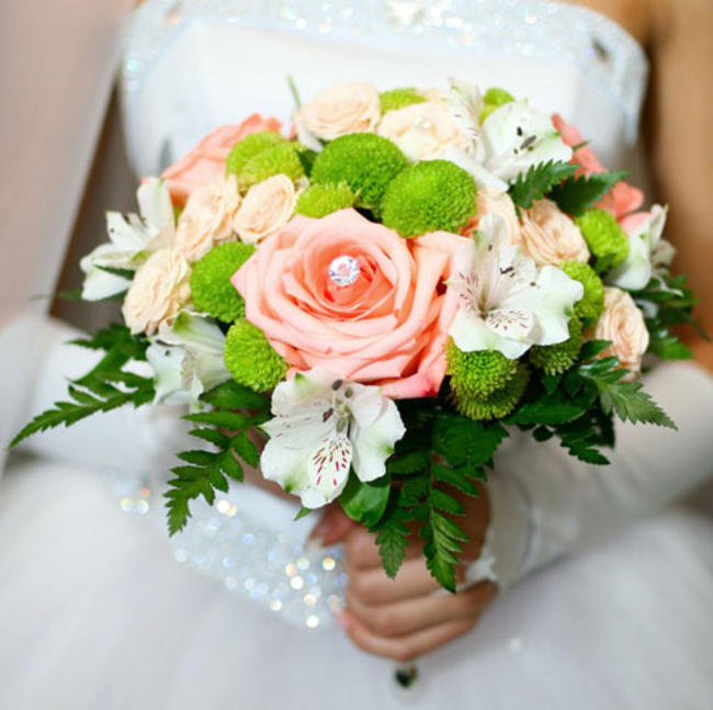 bunches direct rose bouquet