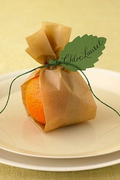Bulk Wedding Favors 8 Cool Fruit Orange
