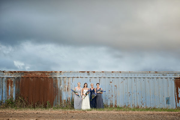 Rustic South African lodge wedding