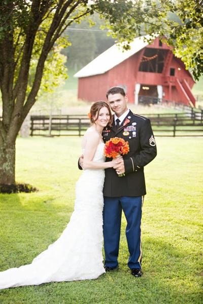 Tennessee Barn Wedding