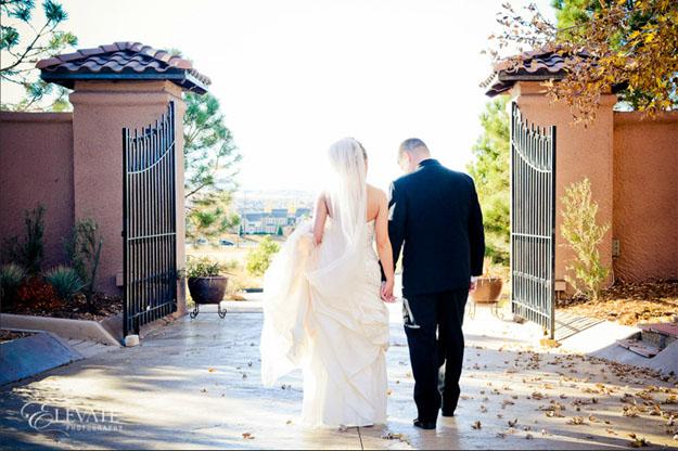 Colorado Wedding Venues: Gorgeous Intimate Weddings at Villa Parker