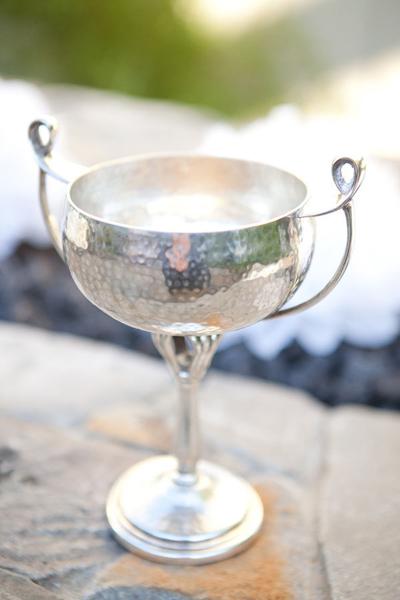wedding chalice