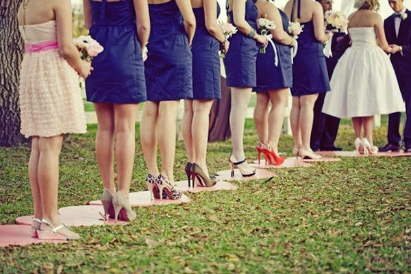 shoes for outdoor wedding eclectic wedding decor mix and match style 7335