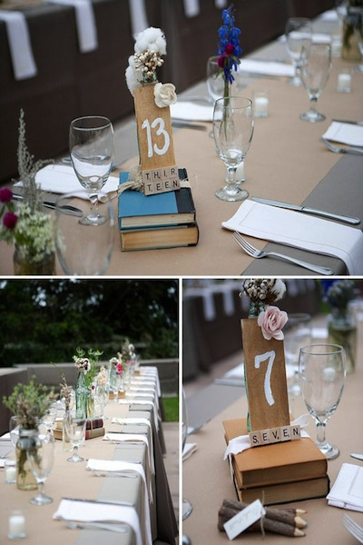 Scrabble Tiles Make Nice Accessories In Wedding Or Engagement Photos As Well