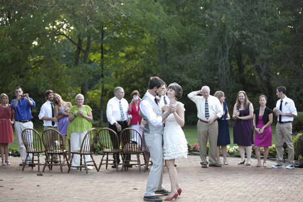 Harvest Moon Inn wedding