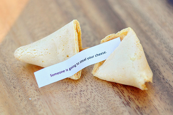 custome fortune cookie