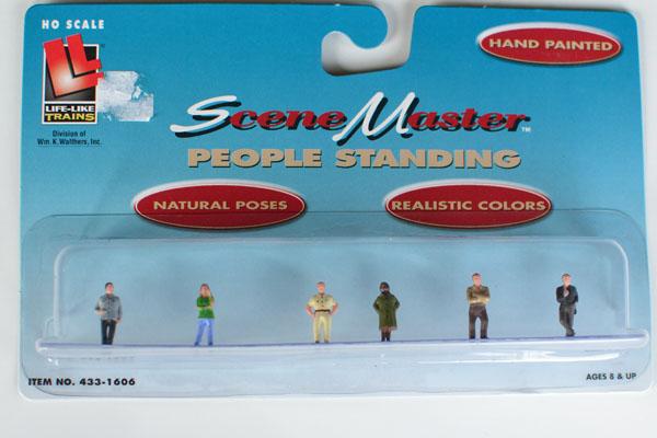model train figures