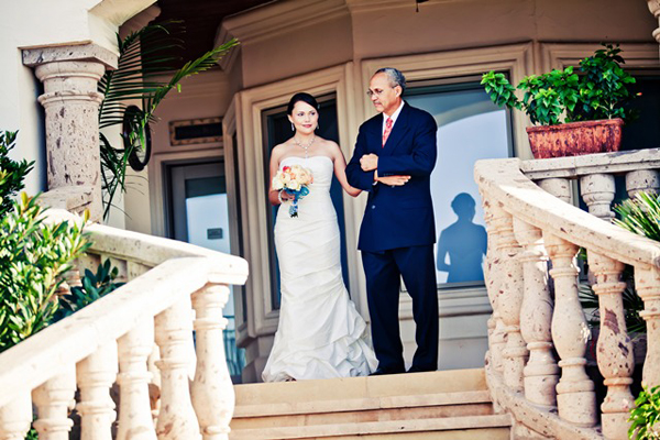 Austin Mansion wedding