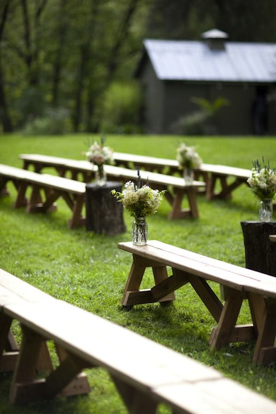 Barn Wedding Ceremony Ideas