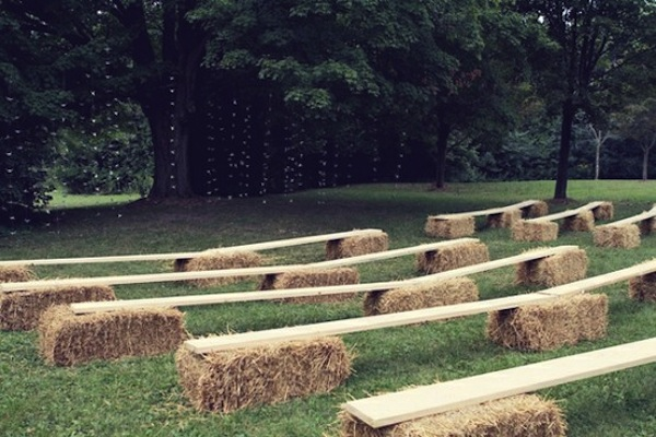 The Positioning Of Your Seating Outside For Ceremony Can Accent Barn You Could Get Married In Front Using It As A Backdrop