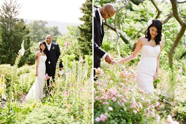 The garden wedding outdoor wedding venues for Beautiful gardens to get married in