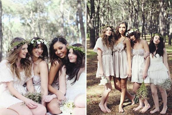 Vintage Wedding Bridesmaids Dresses 71 Fancy As always I love