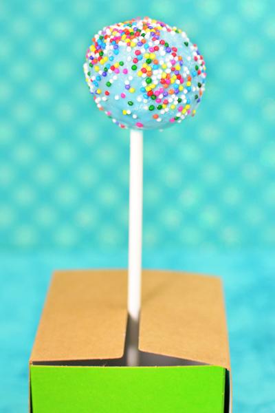 cake pops recipe