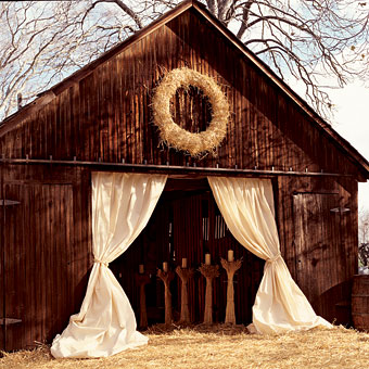 draper wedding barn