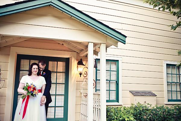 Madrona Manor wedding