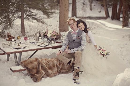 witner picnic