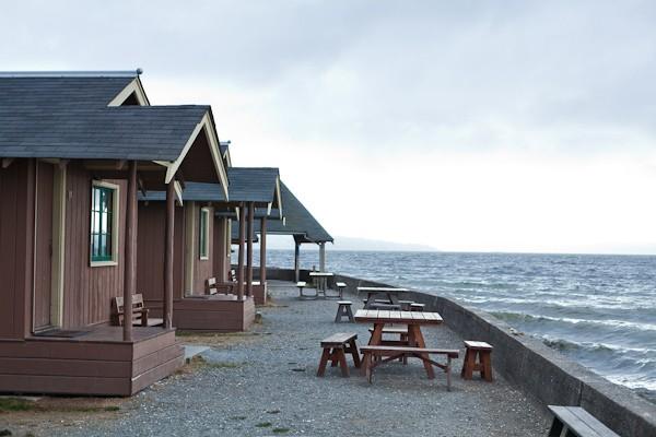 Cama Beach Boathouse