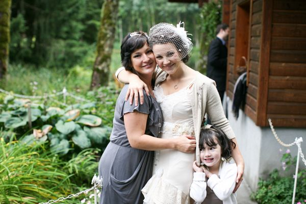 Rustic Fall Oregon Wedding