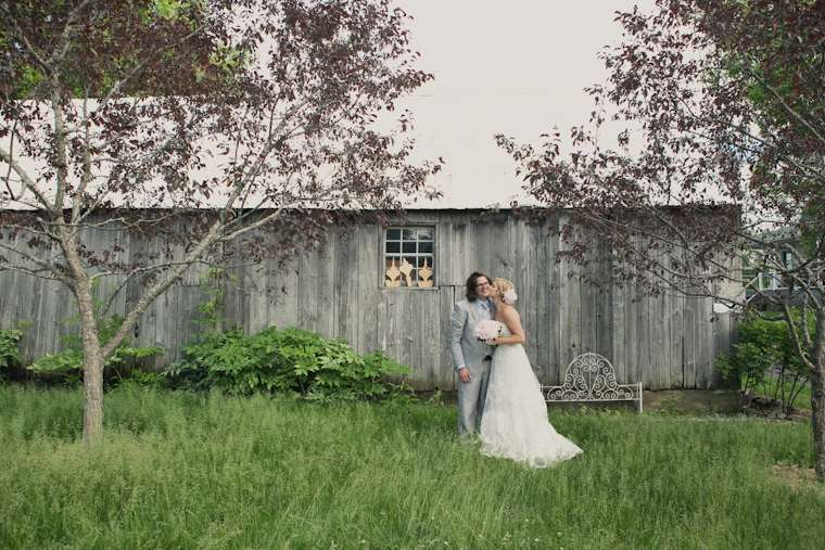 Herb Garden Weddings In A Barn