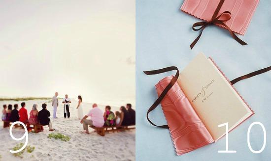 top posts on Intimate Weddings wedding blog