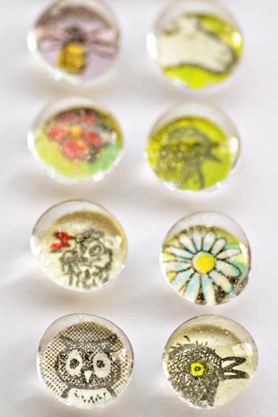 bubble magnets