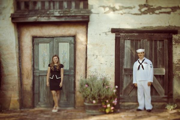california sailor engagement