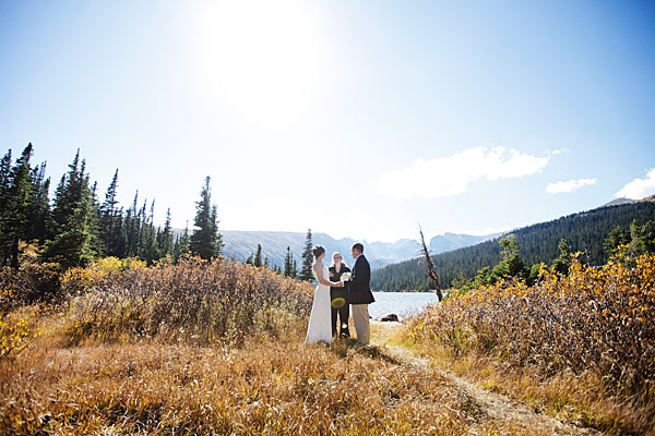 colorado small wedding