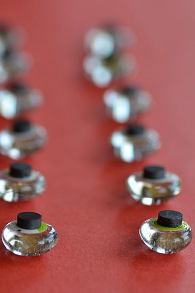 glass bubble magnets