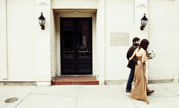 Urban Kentucky elopement