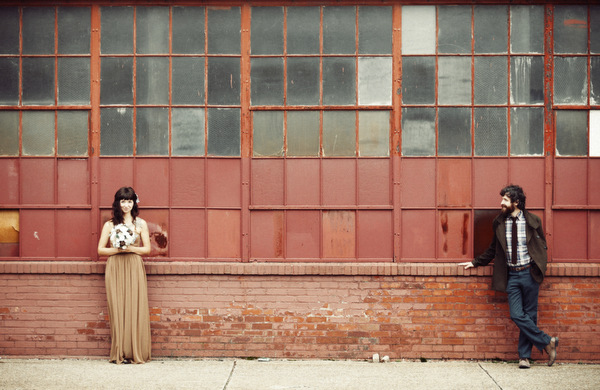 Urban city elopement