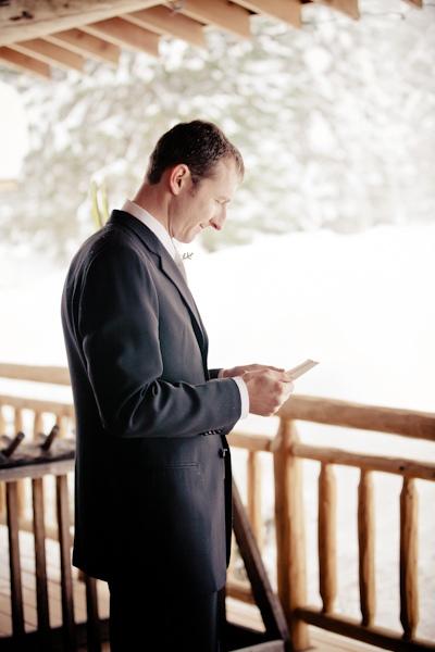 winter groom