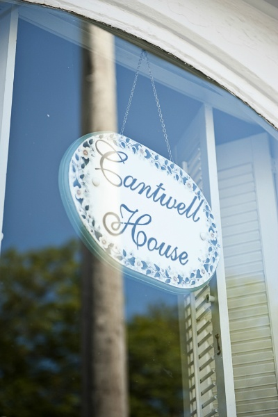 Cantwell House wedding