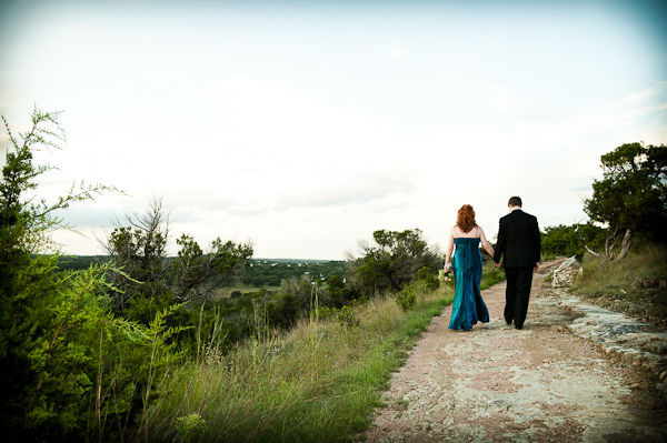 small austin wedding