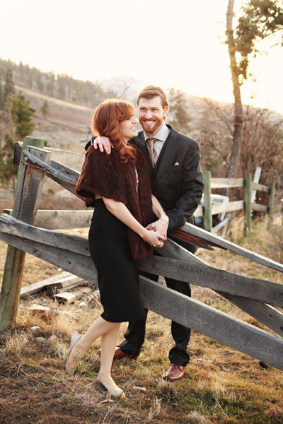 Intimate Kelowna Boho Wedding
