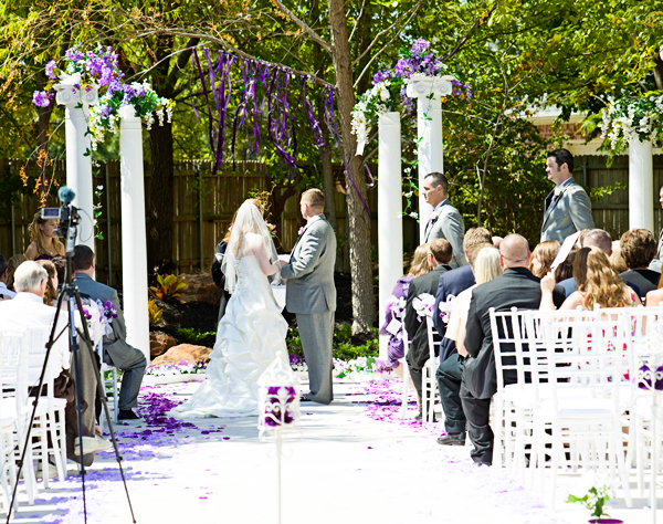 Texas wedding venues intimate budget weddings at the dfw wedding an all inclusive package allows you to chose from several dinner options and can be customized to meet your photography needs you can even bring your own junglespirit Image collections