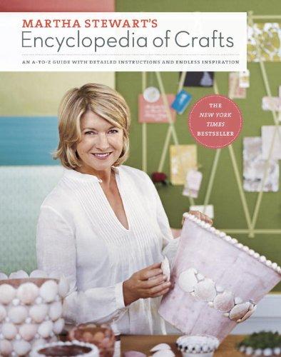 martha stewart crafts book