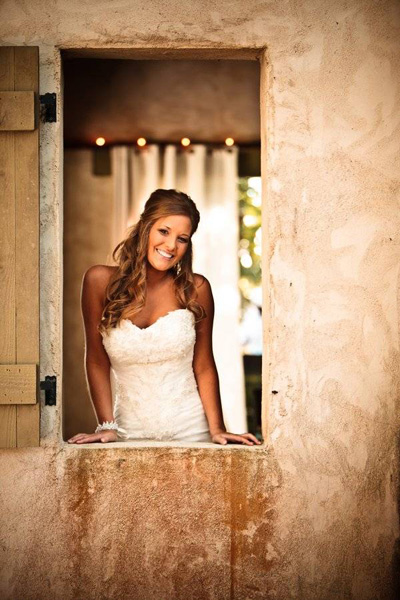 South Carolina bride