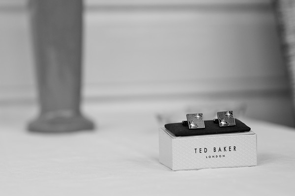 Ted Baker cuff links