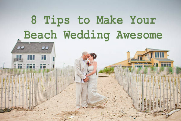 Eight tips to make your beach wedding awesome beach wedding text junglespirit Gallery