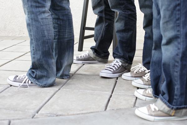 groomsmen converse sneakers