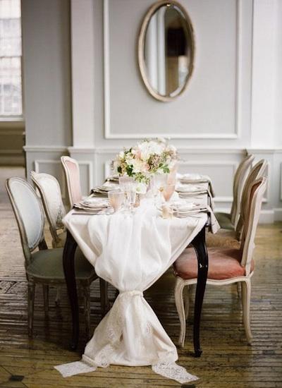 Round Table Runner Ideas.Wedding Table Runner Ideas