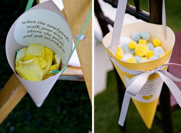 Wedding Send Off Ideas