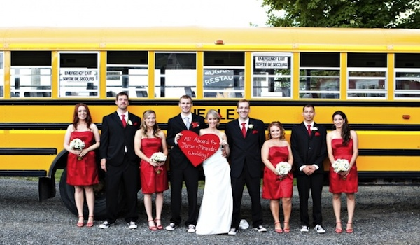 Transportation For Wedding Guests Ideas 2018