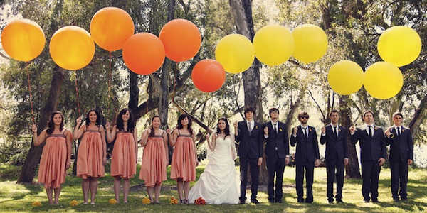 Planning A Small Wedding How Big Should Your Wedding Party Be